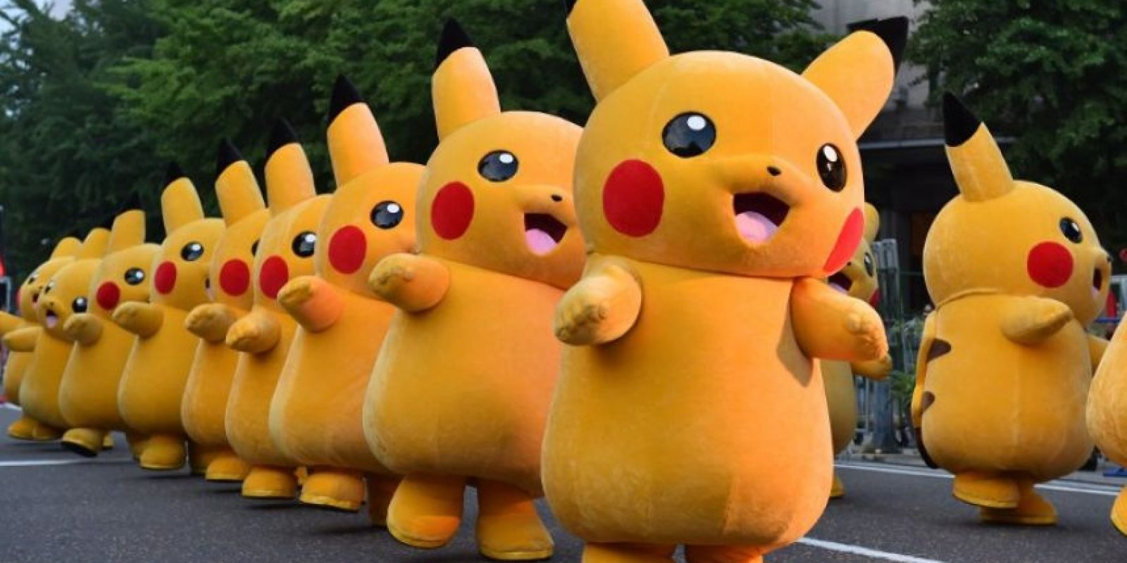 5 curiosidades que deben conocer de Pikachu Foto:AFP