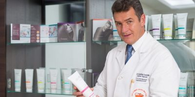 """Nicolás Lusicic: """"El microtrasplante es la píldora mágica de la recuperación capilar"""""""