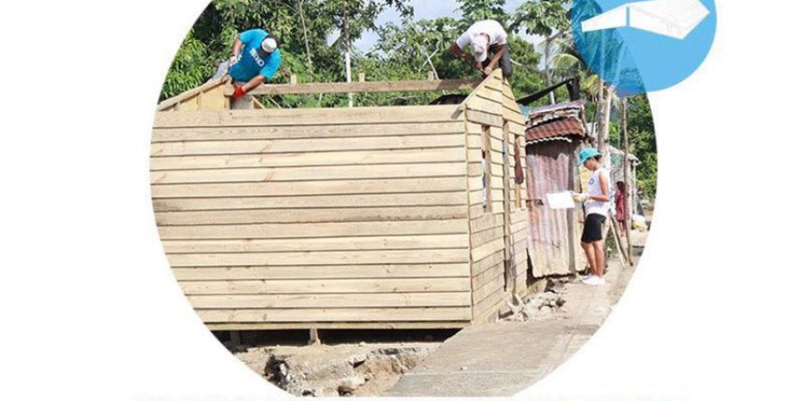 Déficit de 2.1 millones de hogares 37.4% de pobreza. Foto:Fuente externa