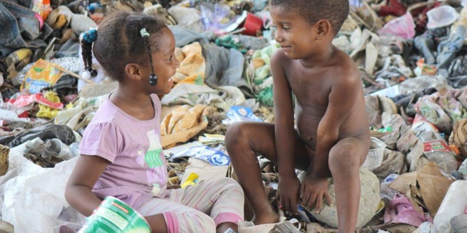 En las personas de escasos recursos es común la propagación de las enfermedades, sobre todo virales y por parásitos. Foto:Olga Almánzar