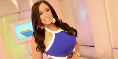 Marciel de la Cruz (Candy), presentadora del Súper Poder