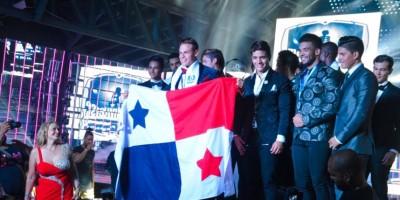 "Concurso: Mr. Panamá, ""Men Universe 2016"