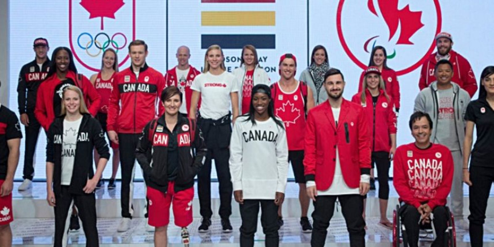 Canadian Olympic Committee Foto:Metro