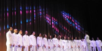 Celebran aniversario 43 del             Teatro Nacional