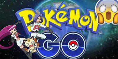 Pokémon Go, desgraciadamente, gasta mucha batería. Foto:Pokémon Go