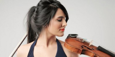 """Aisha Syed estará en """"Música entre libros"""""""