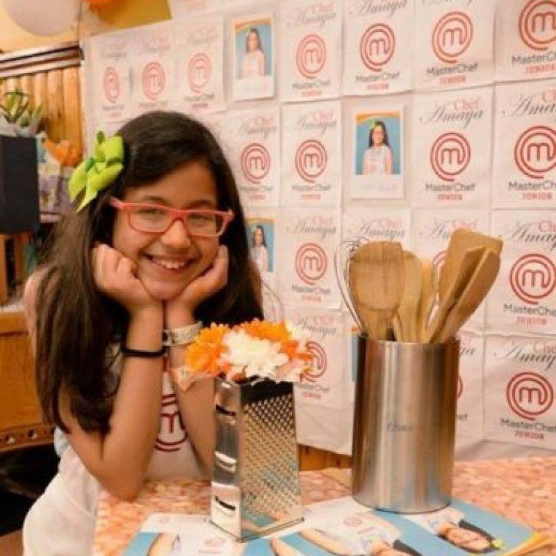 Amaya Báez Foto:Fuente externa