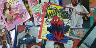 Cuadernos Eco tiene nuevas portadas