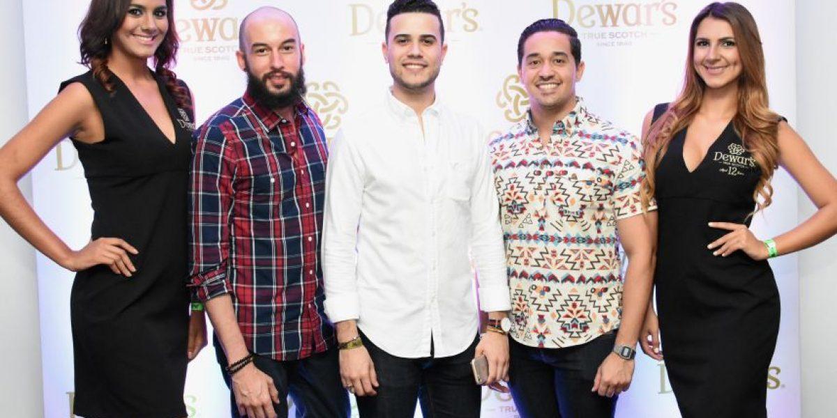 Dewar's en concierto de Maluma