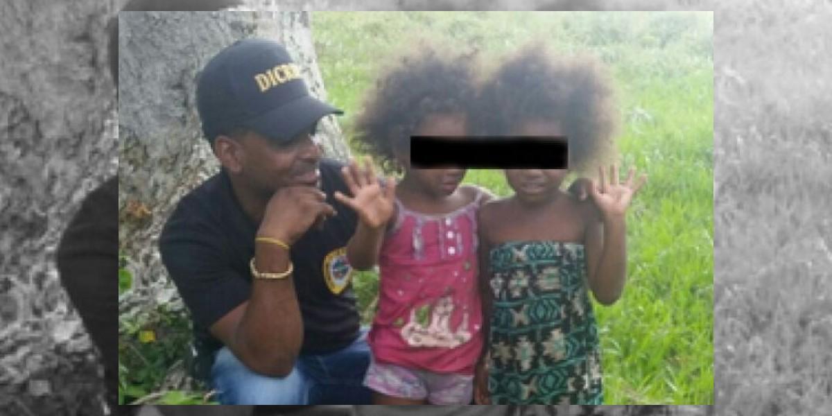Encuentran a las niñas que habían sido raptadas en Higüey