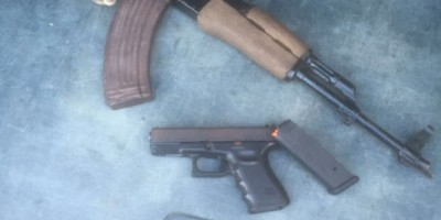PN captura a dos hombres implicados en el asalto a un cuartel  en Bayaguana