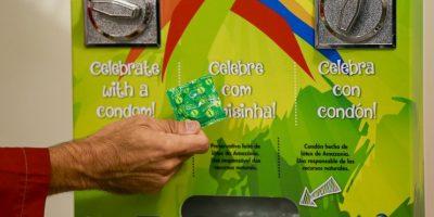 450 mil condones se repartirán para los atletas en Río Foto:Getty Images