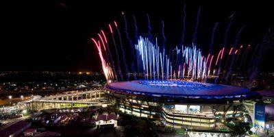 78 mil personas alberga el Estadio Maracaná, escenario de la inauguración y la clausura Foto:Getty Images