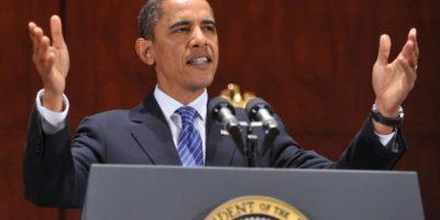 Así envejeció Barack Obama desde el inicio de su mandato