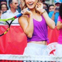 Eugenie Bouchard (Tenis / Canadá) Foto:Instagram