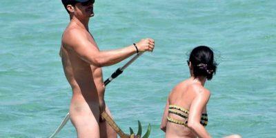No faltaron los memes del desnudo de Orlando Bloom
