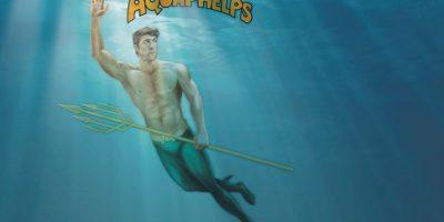 Infografía: Michael Phelps, Aguaphelps