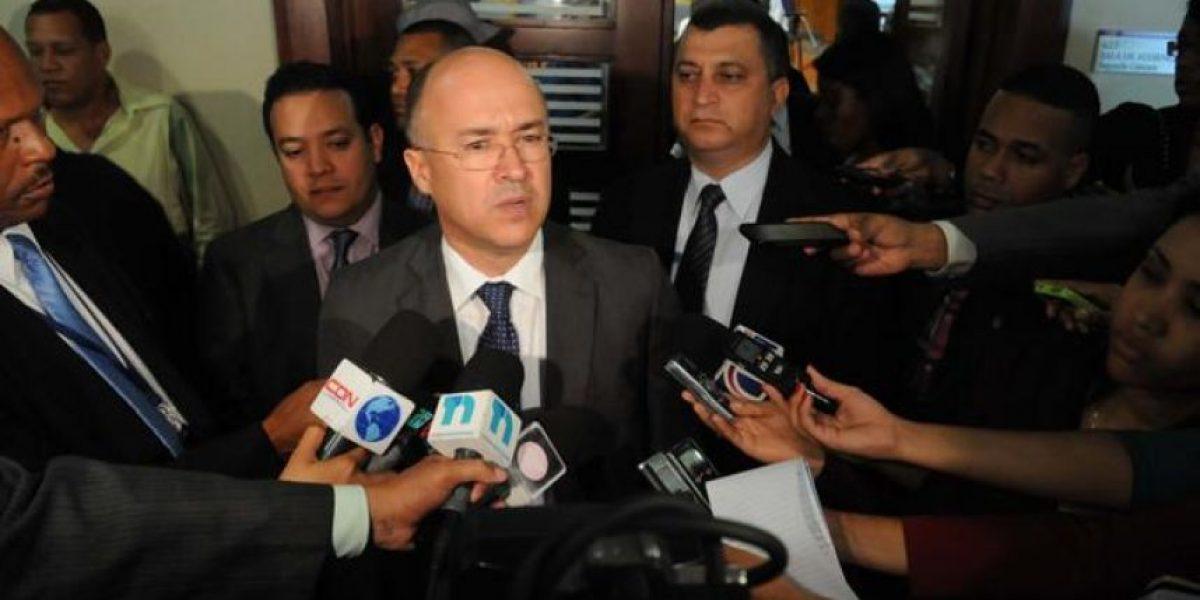 Domínguez Brito instruye pedir prisión contra fiscal por faltas graves