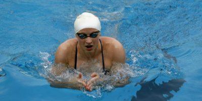 Katie Ledecky (natación): Con sólo 19 años, es la gran sensación en la natación y la niña prodigio de Estados Unidos. Ya sorprendió a todos en Londres 2012 al ganar el oro en los 800 metros cuando sólo tenía 15 años, para luego seguir sumando marcas al batir 11 récords mundiales. A su corta edad, espera consagrar su carrera en Río 2016. Foto:Getty Images