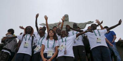 Río 2016: El Equipo Olímpico de Refugiados encantó al Maracaná