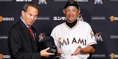 Ichiro Suzuki dona objetos de su hit 3,000 al Salón de la Fama