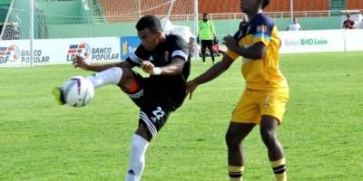 Atlético Pantoja y Cibao FC empatan a un gol en el cierre de la Ida de las Semifinales de la LDF