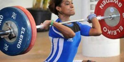 Yuderkis Contreras estará en acción este lunes en Juegos Olímpicos