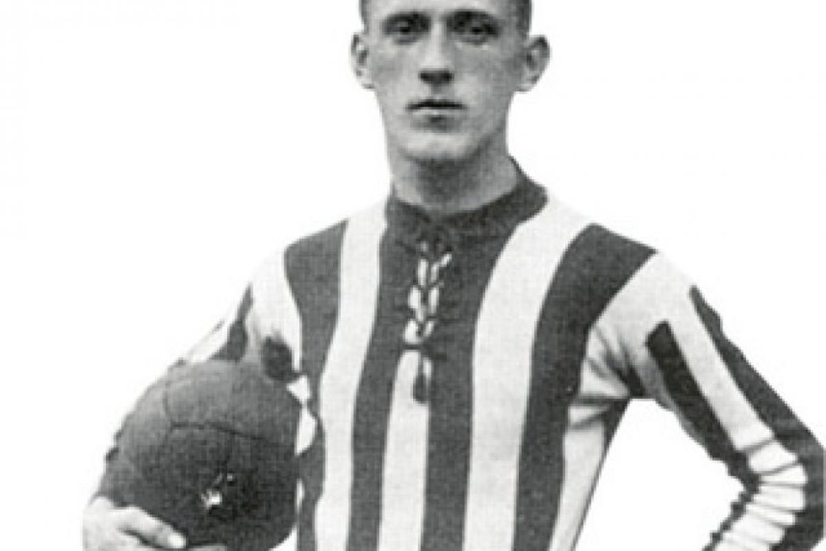 Amberes 1920: Herbert Karlsson (Suecia) – 7 goles, 3 partidos Foto:Getty Images