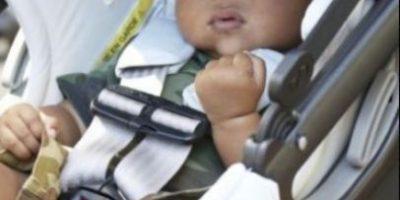 Hijo de Kim Kardashian conquista Instagram con contagiosa sonrisa