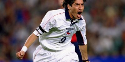 Sydney 2000: Iván Zamorano (Chile) – 6 goles, 5 partidos Foto:Getty Images