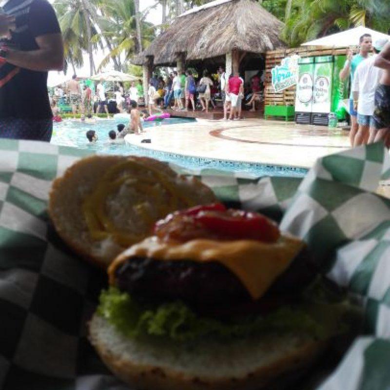 Las hamburguesas artesanales del chef José Perrotta Foto:@ClaclaFernandez