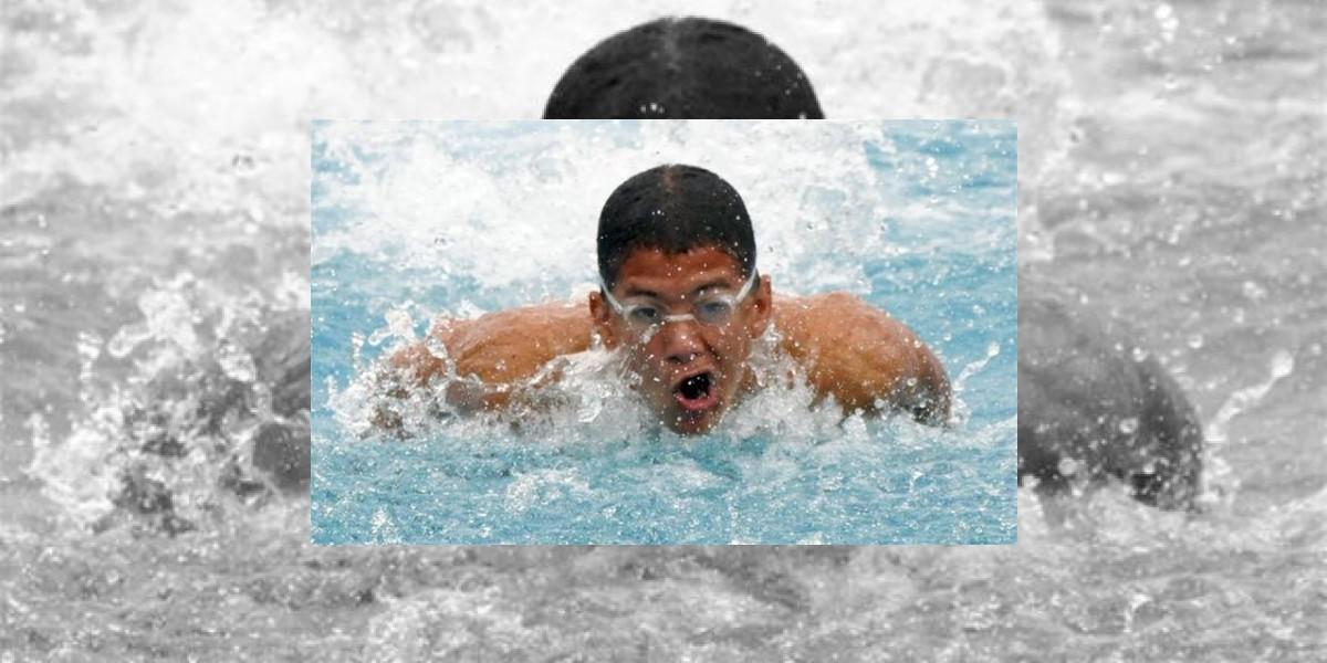 Johnny Pérez competirá hoy en natación en JJ.OO.