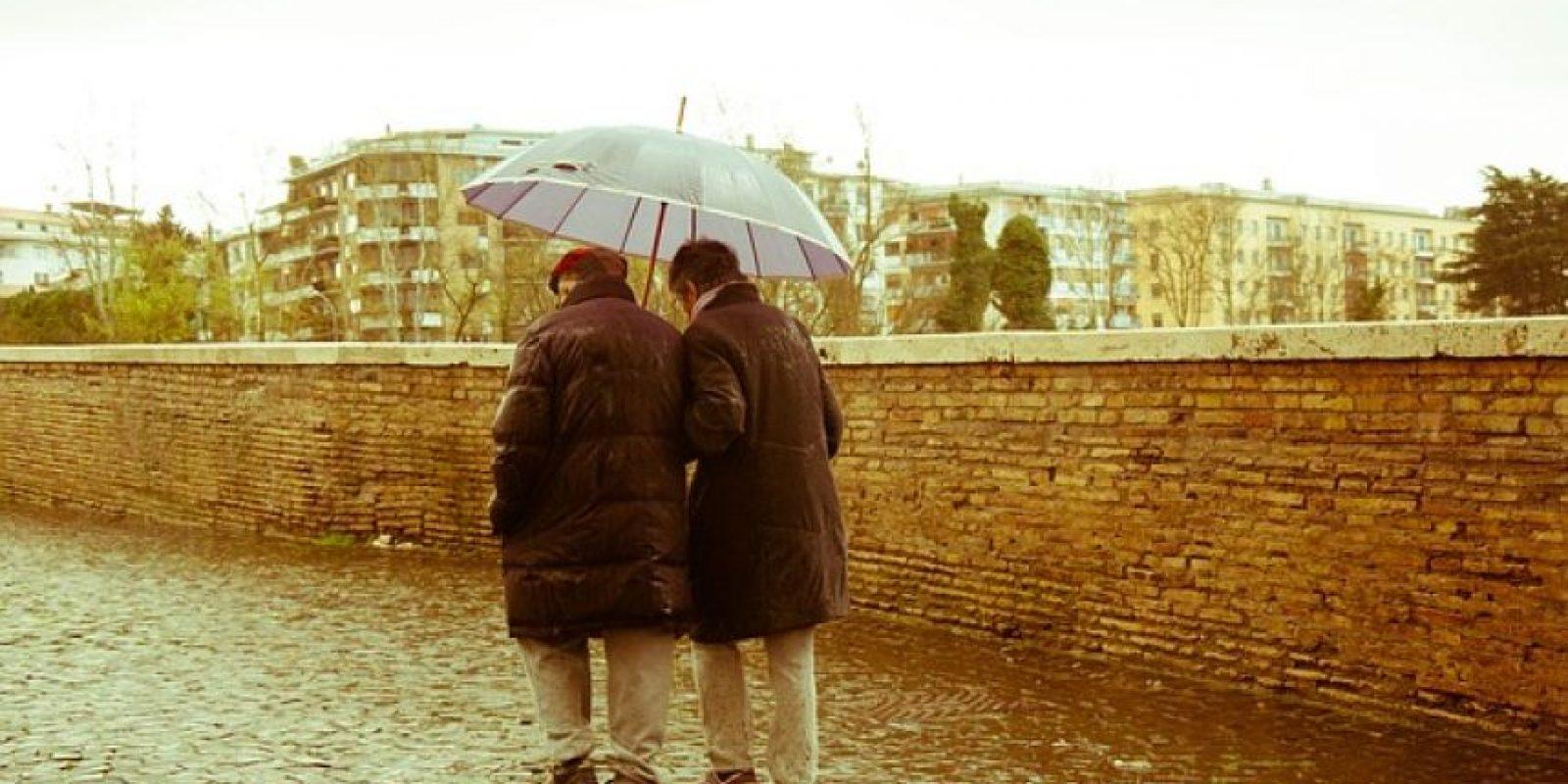 La pareja tenía 63 años de matrimonio Foto:Pixabay