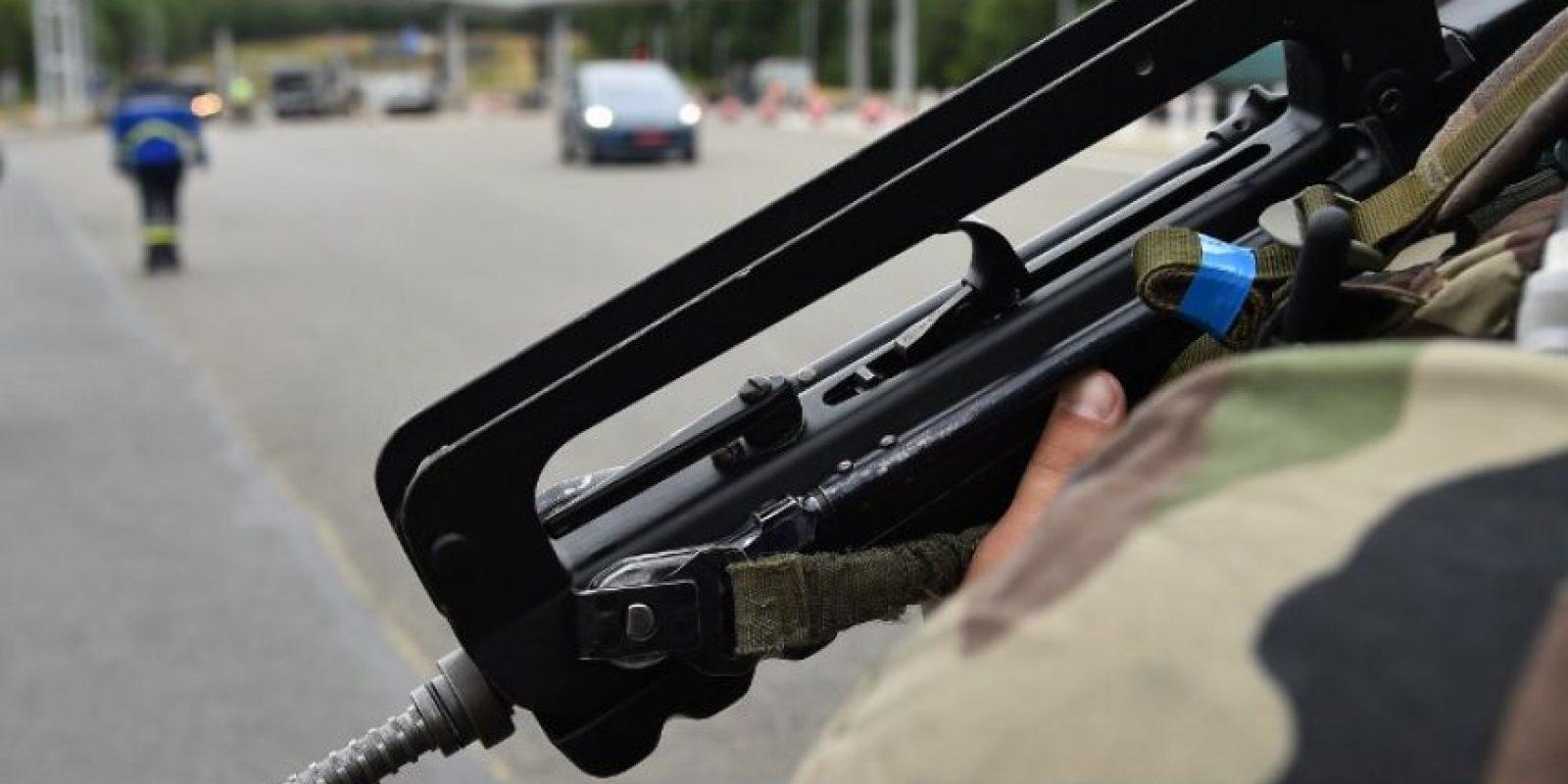Declarar el toque de queda Foto:AFP