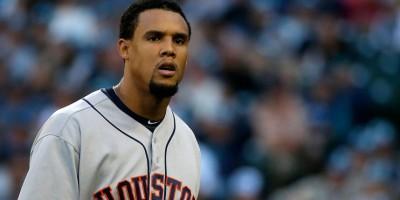 Astros designan para asignación al dominicano Carlos Gómez