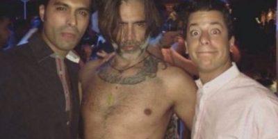 Alejandro Fernández rompió el silencio acerca de su polémica foto
