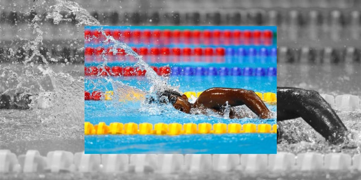 Dominicano Jhonny Pérez quedó eliminado en natación