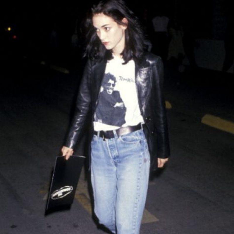 Fue ícono de los 90. Foto:Getty Images