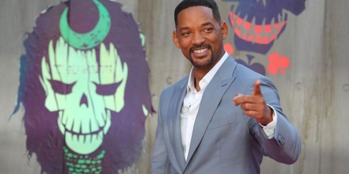 Escuadrón suicida suma un éxito para Will Smith