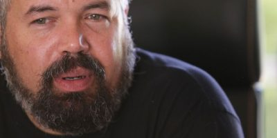 Ernesto Alemany es un cineasta comprometido con producir buen cine. Foto:Roberto Guzmán
