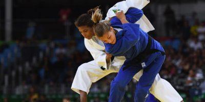 La brasileña tuvo su revancha ante la misma rival que la eliminó en Londres. Foto:getty