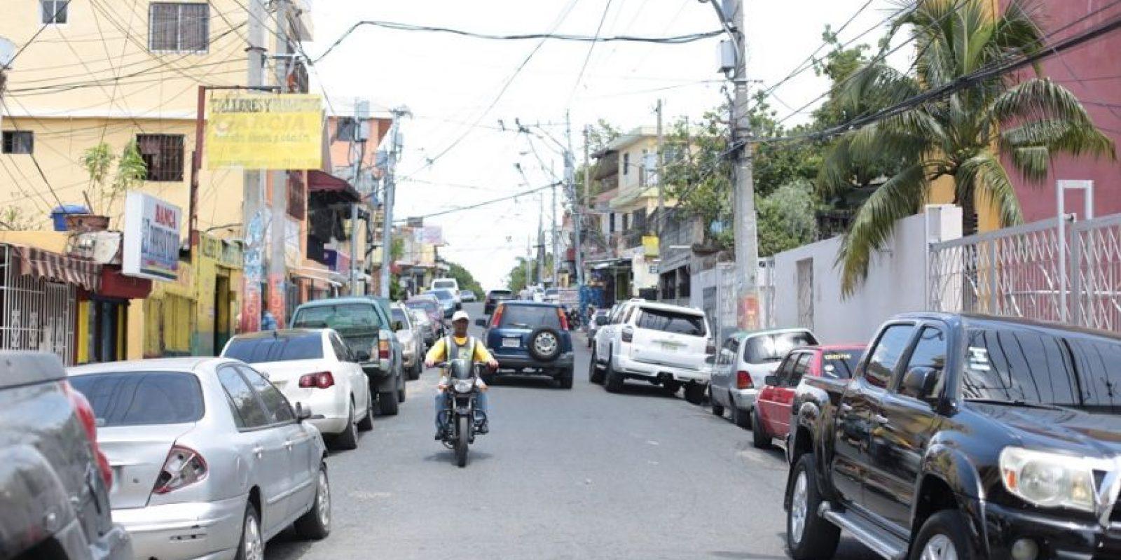 """""""No nos sentimos bien porque andamos con miedo y eso afecta la comunidad"""", expone la presidenta Junta de Vecinos. Foto:Roberto Guzmán"""