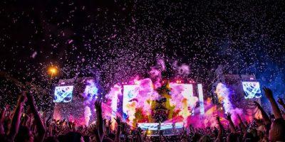 Life in Color Kingdom: La fiesta de pintura más grande, ahora en RD