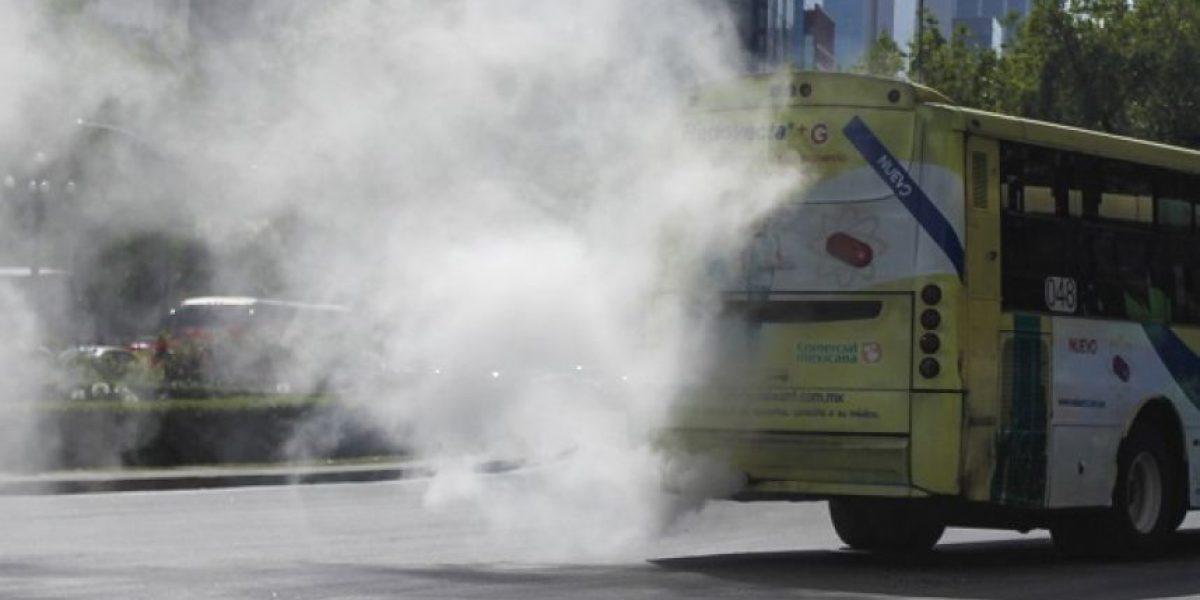 """""""La solución a largo plazo para la contaminación es el transporte público limpio"""""""