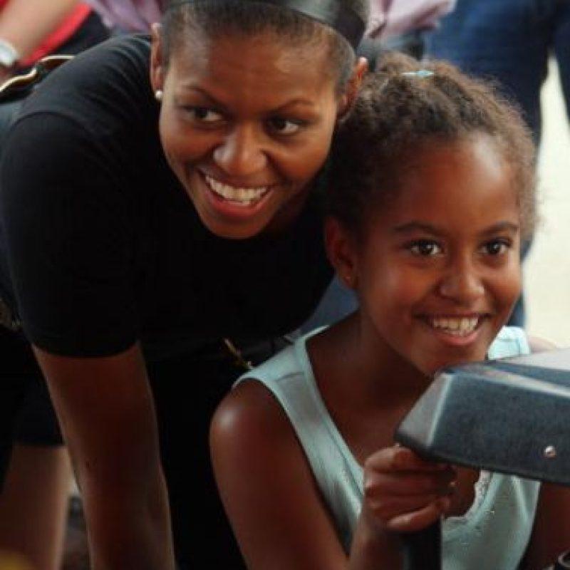 ¿Cómo es la vida de las hijas de Obama? Foto:Getty Images