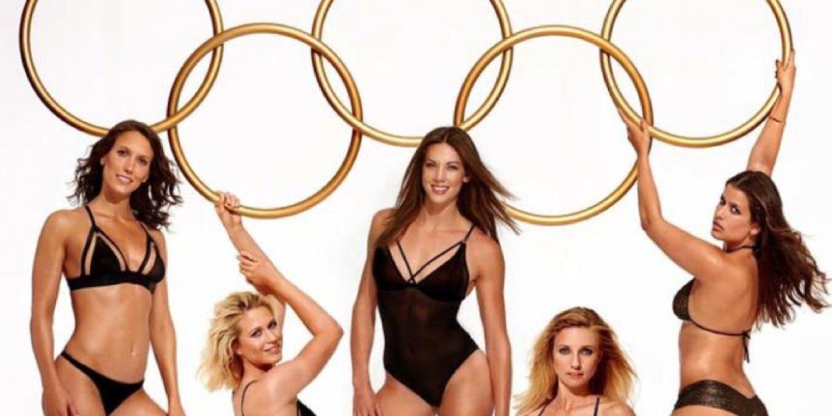 Rio 2016: 5 atletas olímpicas se desnudan para Playboy