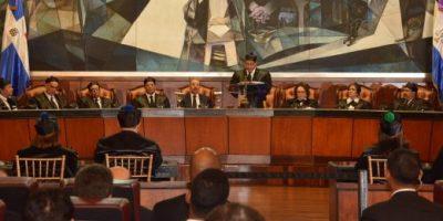 Piden entrega de 2.66 % al Poder Judicial