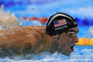 Podría romper su propio récord y obtener una nueva medalla Foto:Getty Images