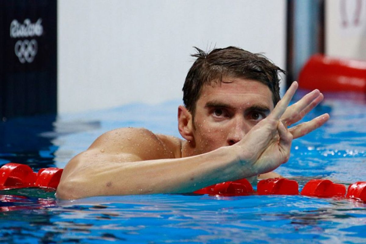 Esta noche realizará su última competición en Río 2016 Foto:Getty Images