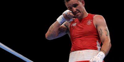 El boxeador irlandés David Oliver Foto:Getty Images